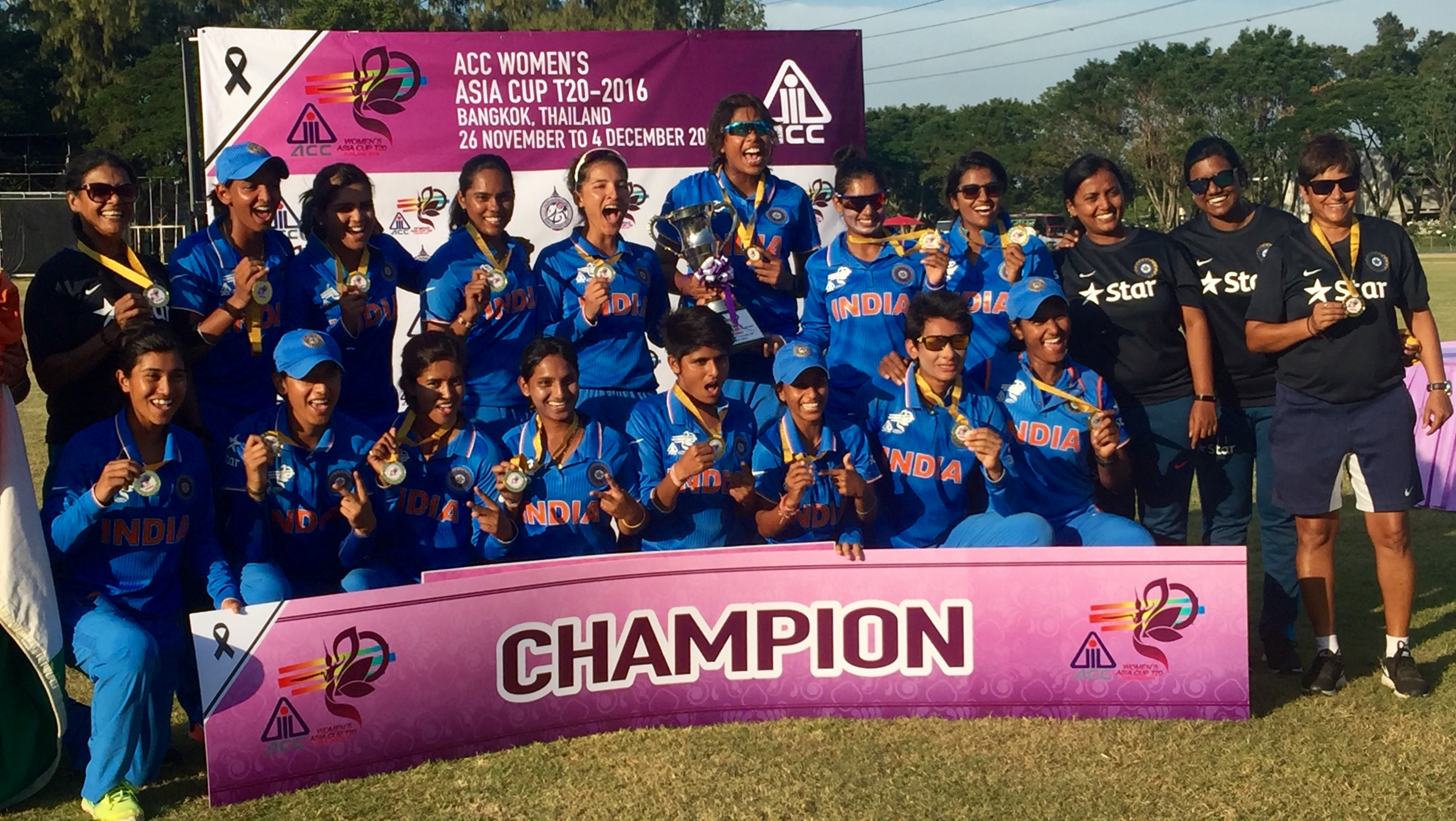 FINAL   India Light Up Bangkok By Winning ASIA CUP For The Sixth Time 8a3a8b8f2