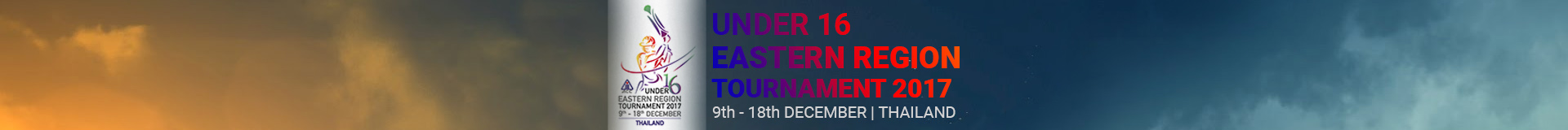 Eastern Region Tournament - header